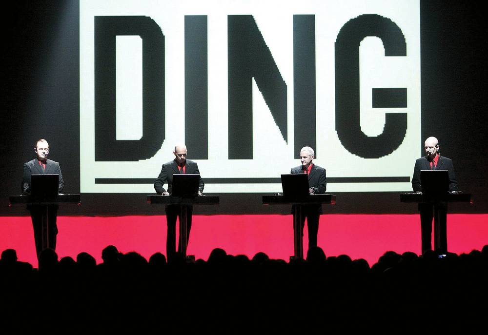 Why Kraftwerk matters so much - Las Vegas Weekly