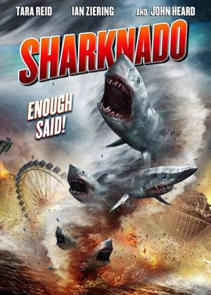 What's better than <em>Sharknado</em>? The guys from RiffTrax making fun of it, that's what.