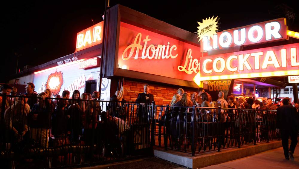 Best New Place to Drink Downtown: Atomic Liquors - Las Vegas Weekly