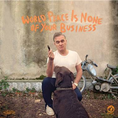 The Mozzer sounds artistically engaged on his stunning 10th solo album