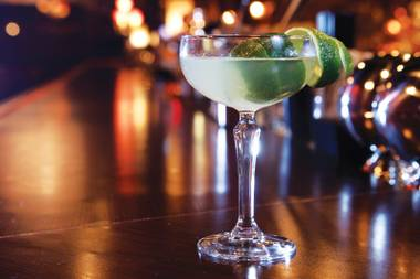 From food to booze, Herbs & Rye's happy hour prices will bring you back.