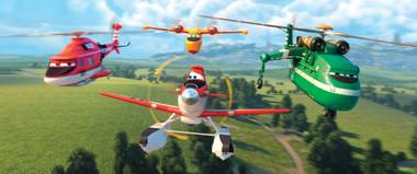 Planes: Fire & Rescue is dull, predictable and flat, with decent animation but lifeless characters.