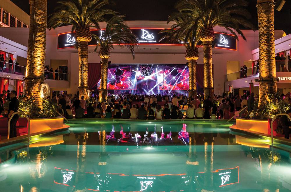 Best Club If You Don't Have Bottle Service: Drai's Beach Club & Nightclub - Las Vegas Weekly