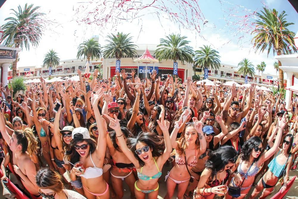 Best Dayclub Encore Beach Club