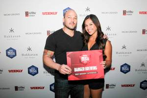 Best of Vegas 2014 at Hakkasan