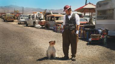 Popovich and the Voice of the Fabled American West, Jerry and Mike Thompson's second feature, makes its Las Vegas debut at this year's Las Vegas Film Festival.