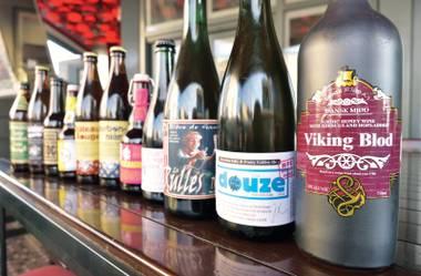 Blod and brews: Drink like a Viking with Comme Ça's new beer program.