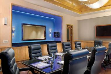 MGM Grand recently unveiled its new wellness-focused Stay Well meetings rooms.