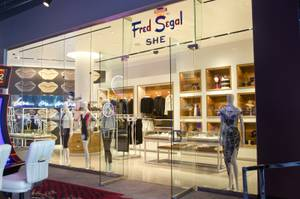 Branding the brand: SLS Las Vegas will contain seven Fred Segal boutique outlets.