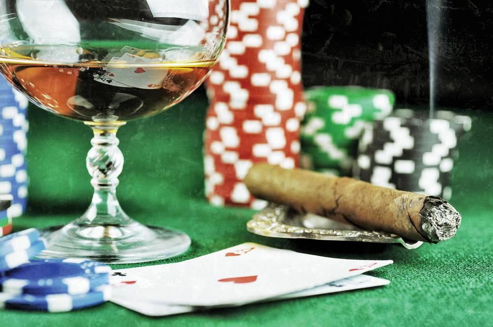 smoke free casinos las vegas