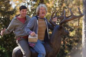 Harry and Lloyd are back after 20 years to prove some things never change in <em>Dumb and Dumber To</em>.