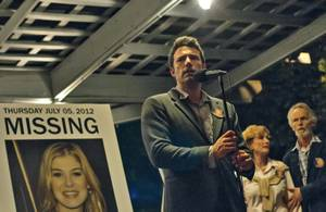 Ben Affleck stars in David Fincher's <em>Gone Girl</em>.