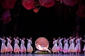 "Nevada Ballet presents Balanchine's ""A Midsummer Night's Dream"" (Act 1) Sept 20-21."