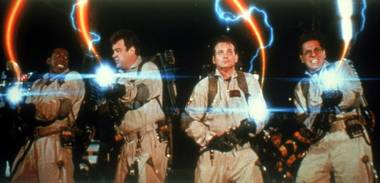 It's one of the greatest comedies ever, and for a limited time Ghostbusters returns to the big screen.