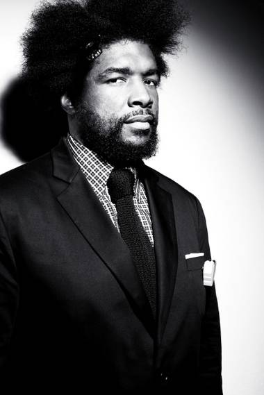 Just dance: From The Tonight Show to Brooklyn Bowl, Questlove keeps it fun.