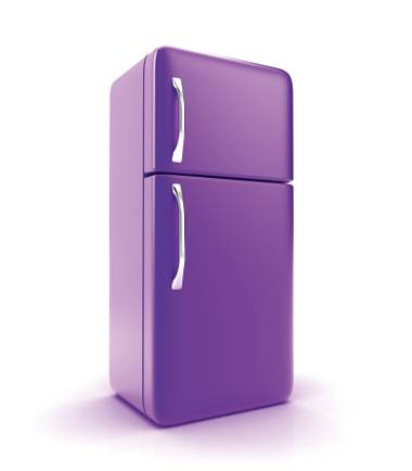 Cromwell features customizable suites. Can we paint the refrigerator purple?