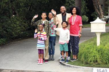 Not quite Cosby: Black-ish debuts on ABC on September 24.