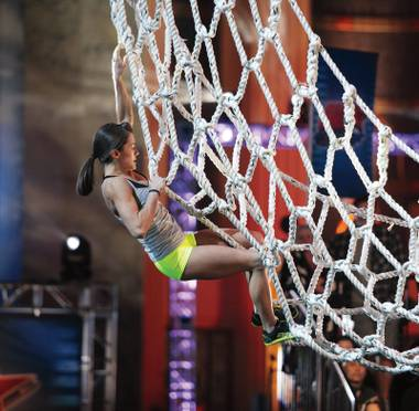 She won't be going to the finals, but Kacy Catanzaro has easily been the highlight of this season of American Ninja Warrior.