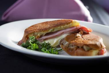 It's simplicity that ties everything together within this traditional Cuban sandwich.