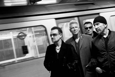 U2 perversely takes musical cues from acts it has famously influenced—Coldplay, The Killers and Arcade Fire.