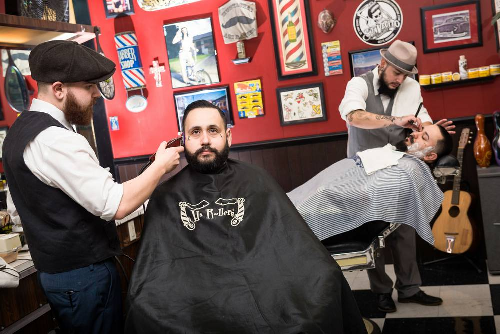 The Barbershop Experience Cuts And Culture At Vegas Classic Shops