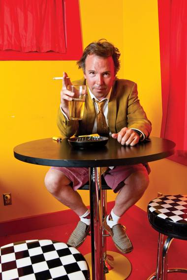 We really have to wonder if there will ever be another Doug Stanhope show at the Plaza after he performed to a mostly sober crowd there on Saturday, September 27.
