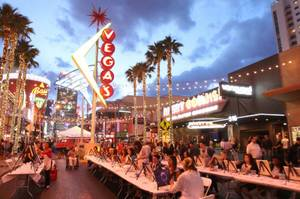 Wednesdays Downtown returns to the Fremont East Entertainment District this month.