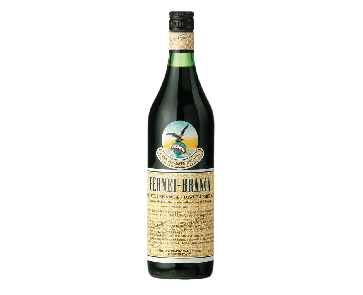 A local bartender chats with Fernet-Branca's Edoardo Branca about the bitter amaro, his family's recipe and more.