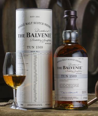 Balvenie definitely went out on top with its Tun 1401 series, and it hopes to start another excellent line with Tun 1509.