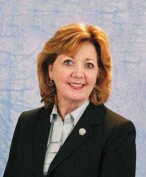 Assemblywoman Marilyn Dondero Loop of the 77th (2013) Nevada Assembly District.