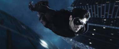 Danny Shepherd saves the day as Nightwing.