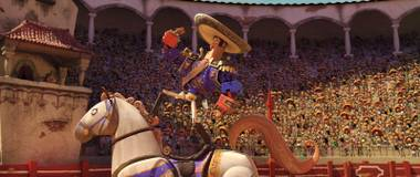 One of these days we'll get a great screen depiction of Mexico's Day of the Dead. The Book of Life ain't it.