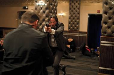 Keanu Reeves' emotional range serves his portrayal of John Wick, a badass who really, really loved his dog and his car. Enough to take on a whole crew of Russian gangsters.