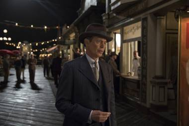 Whatever happens in the finale of HBO's Boardwalk Empire, here's hoping Steve Buscemi lands on another show—soon.