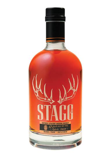 Stagg Jr.—It's easier to find than George T. Stagg, and considerably cheaper.