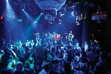 The afterhours party signs up for another eight weeks at the Hard Rock Hotel club.