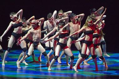 When Nevada Ballet Theatre meets Cirque du Soleil, you just gotta be there.