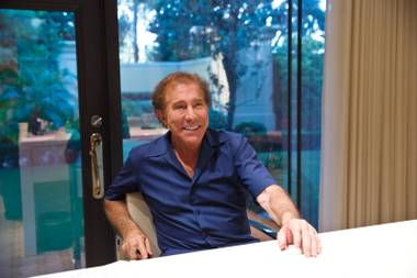 Steve Wynn's ShowStoppers is inspired by the $5 million birthday party he threw for his wife, Andrea.