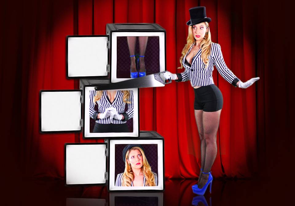 confessions of a showgirl the tale of the zig zag girl. Black Bedroom Furniture Sets. Home Design Ideas