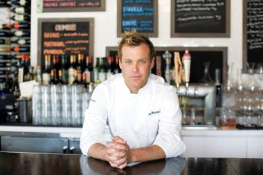Chef Brian Malarkey is coming to Las Vegas this spring with Searsucker.