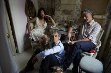 Blonde Redhead plays Bunkhouse Friday night.