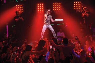 Who wants cake? Steve Aoki celebrates his b-day November 21 at Hakkasan.