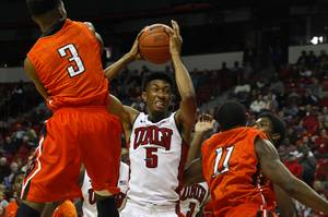 UNLV Runnin' Rebels' Christian Wood