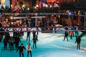 The Ice Rink at Cosmopolitan