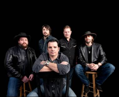 Veteran alt-country band Reckless Kelly performs at Brooklyn Bowl on December 4,
