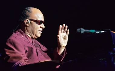 Stevie Wonder spared no expense in bringing his masterwork to life inside the MGM Grand.