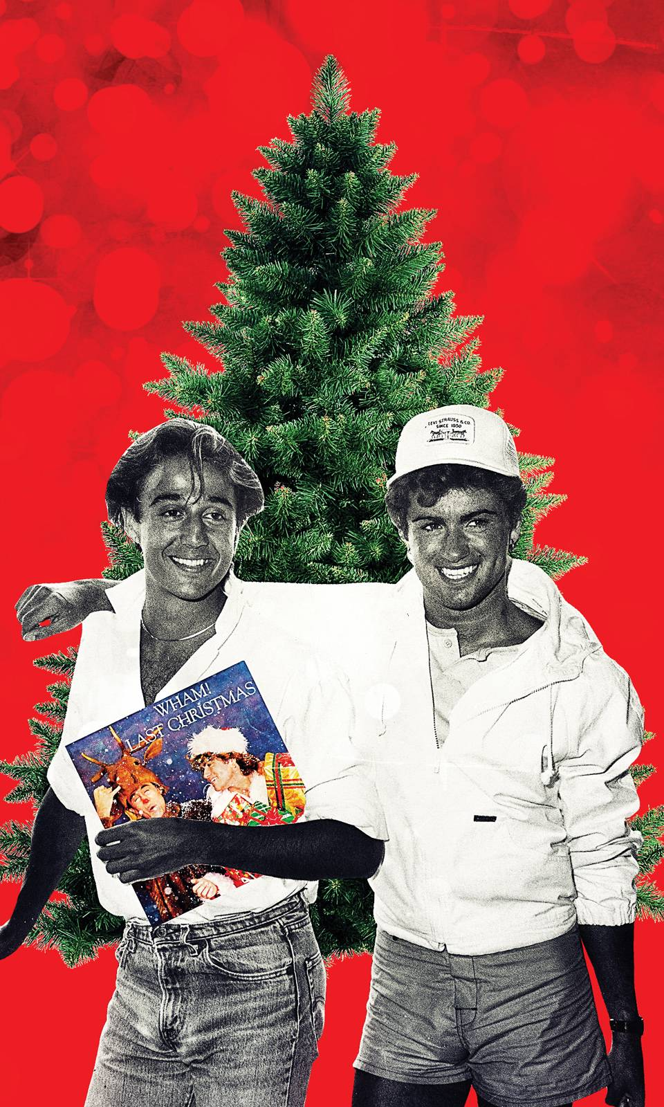 Wham Christmas.From De La Soul To Wham Make This Christmas All About