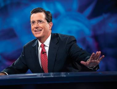 "As he prepares to retire his character and take up Letterman's mantle, the question is: Will we ever see ""Stephen Colbert"" again?"