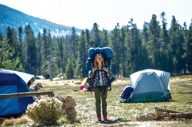 Reese Witherspoon gets away from it all in the lovely Wild.