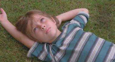 Richard Linklater's 12-year project, Boyhood, made both of our film critics' lists.